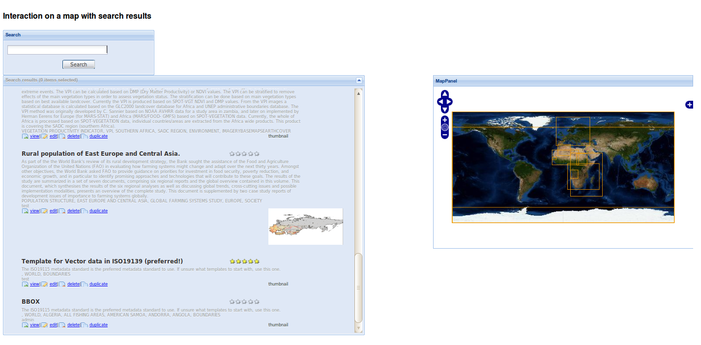 proposals/componentsBasedGui – GeoNetwork opensource Developer website