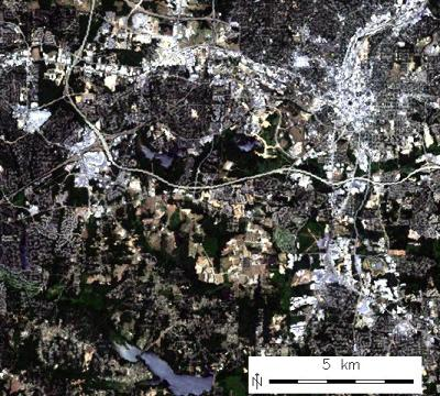 Screenshot i.landsat.toar