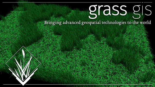 GRASS 7 splash screen
