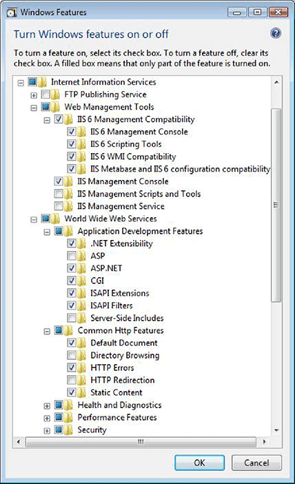 Installing coldfusion on iis 7 + configure iis for coldfusion in.