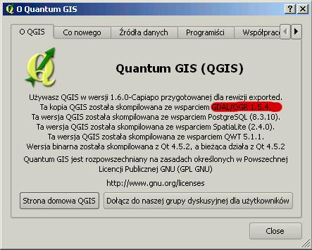 199 (multiple GDAL versions used) – OSGeo4W