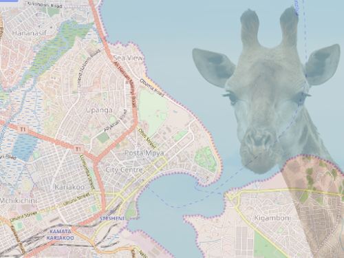 osm from openstreetmap.org and giraffe from https://www.pexels.com/photo/close-up-photography-of-giraffe-802112/